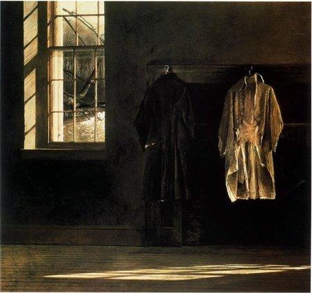 Andrew Wyeth- живопись длясозерцания иразмышления. Изображение № 15.
