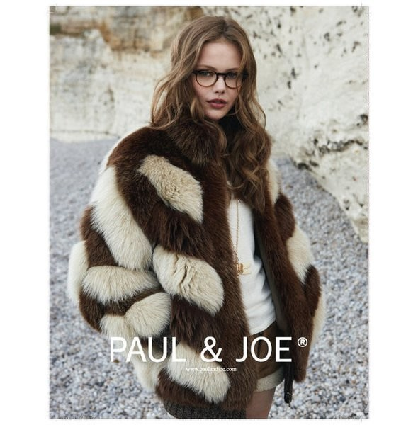5 новых рекламных кампаний: Paul&Joe, Iceberg и другие. Изображение № 1.