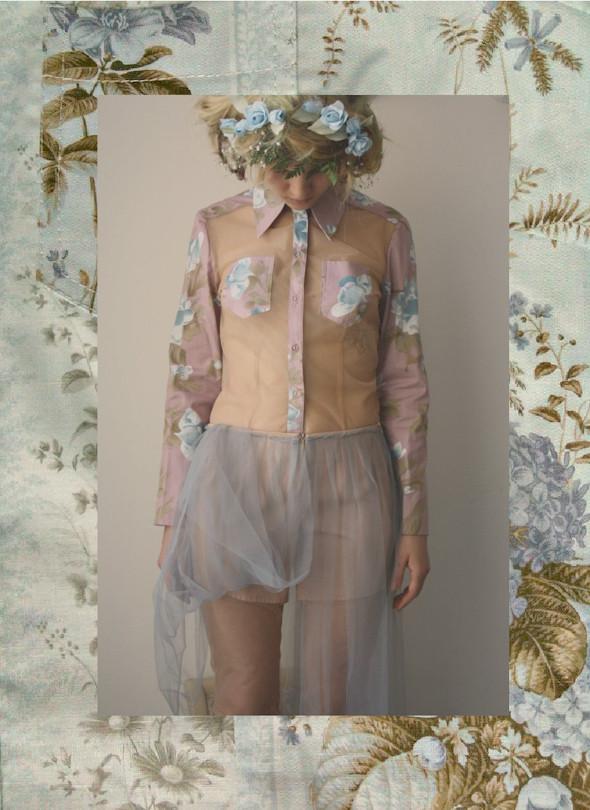 Свежая кровь: Леся Парамонова, дизайнер одежды. Изображение № 12.
