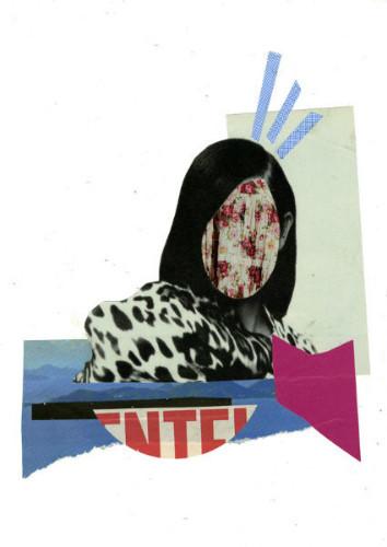 Клей, ножницы, бумага: 10 современных художников-коллажистов. Изображение № 42.