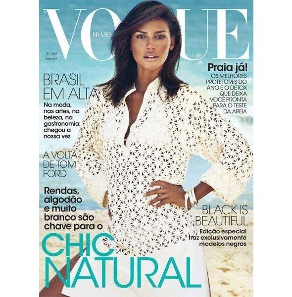 Изображение 2. Обложки Vogue: китайский, британский и другие.. Изображение № 4.