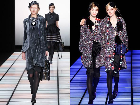 Показы Milan Fashion Week FW 2012: День 4. Изображение № 3.