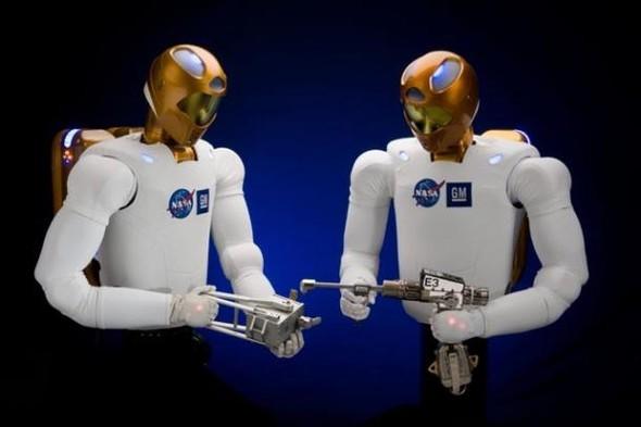 """О человекоподобных роботах, генах и """"хлебе насущном"""". Изображение № 4."""