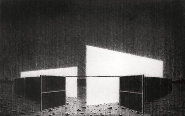 """Изображение 1. Выставка Риса Джонса """"Контрольная проверка"""" в галерее """"Триумф"""".. Изображение № 5."""