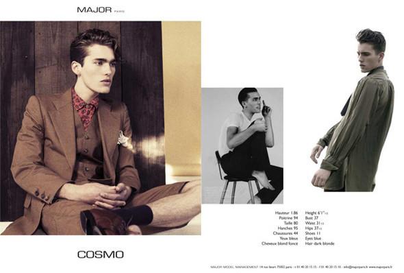 Show Package – Paris Men SS10: Major. Изображение № 11.