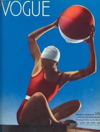 История глазами обложки Vogue (Британия). Изображение № 20.