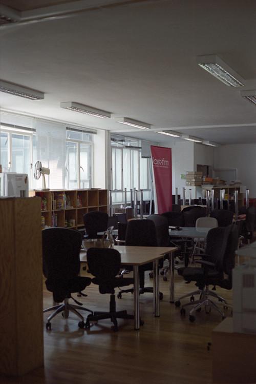 Офис Last. fm, Лондон. Изображение № 9.