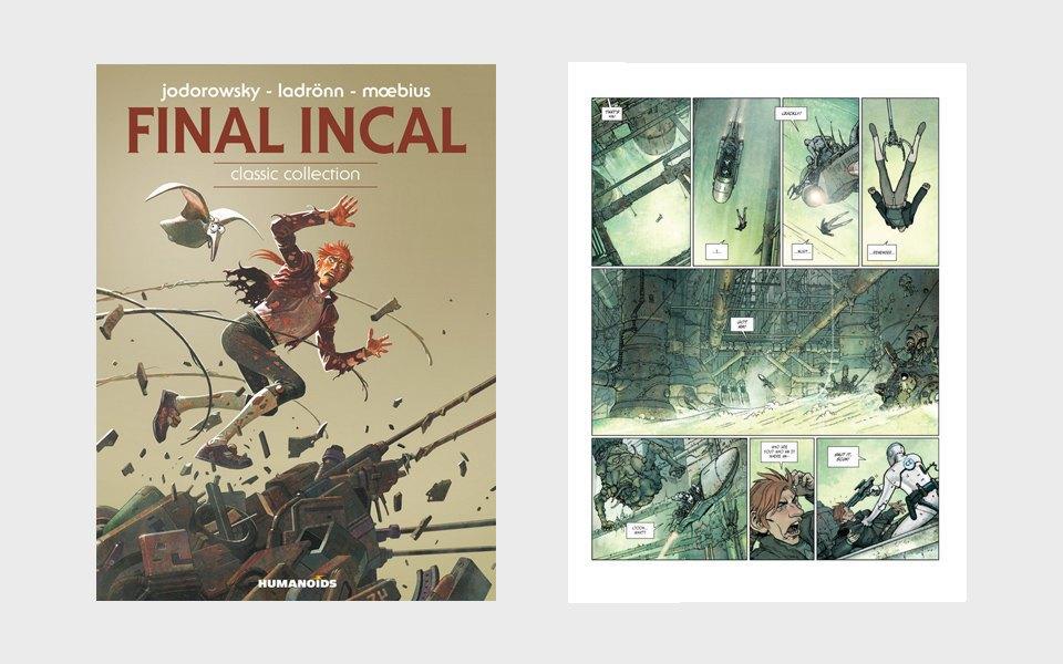 Коллекционер советует красивые комиксы в подарок. Изображение № 9.