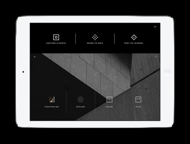 VSCO выпустила приложение для iPad и платформу Journal. Изображение № 7.