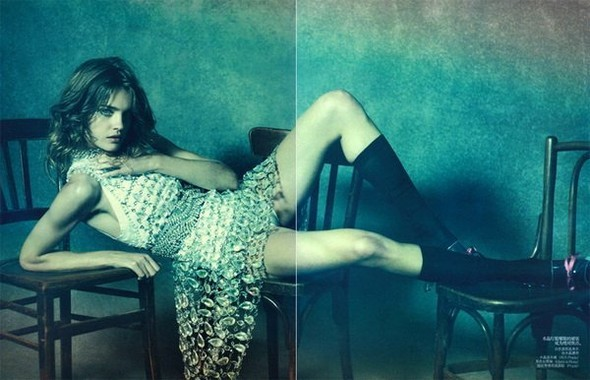 Vogue May 2010 ( Paris, US, China). Изображение № 52.