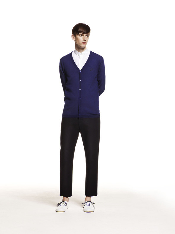 Изображение 4. Fred Perry and Raf Simons Collaboration Spring Summer 2011.. Изображение № 2.