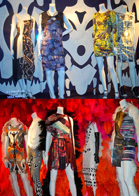 Alice In Wonderland In Fashion Retail 2010. Изображение № 16.