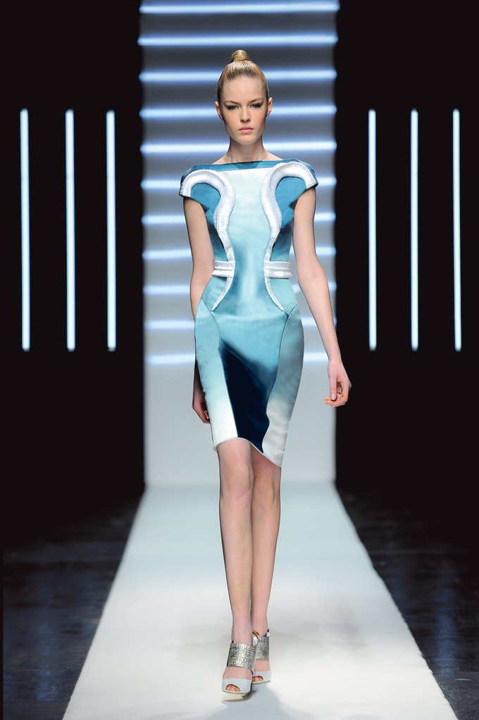 Maxime Simoens Couture SS 2012. Изображение № 4.