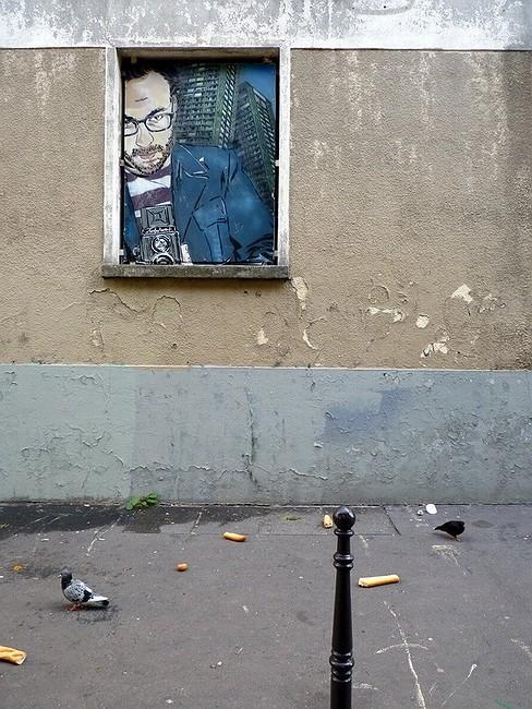 Стрит-арт в Париже. Изображение № 24.