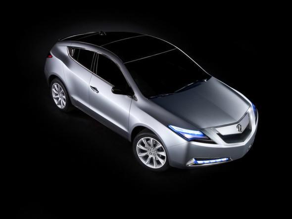 Acura ZDX. Изображение № 4.