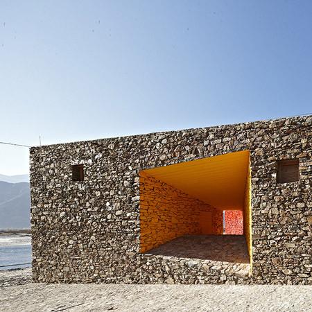 А-ля натюрель: материалы в интерьере и архитектуре. Изображение № 21.