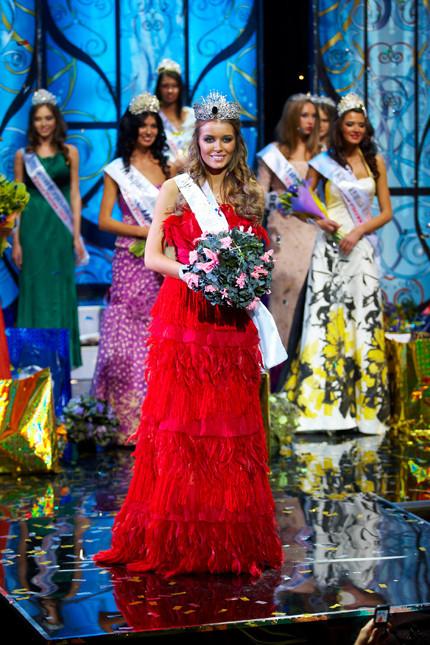 Финал регионального этапа конкурса «Краса России» в Санкт - Петербурге. Изображение № 1.