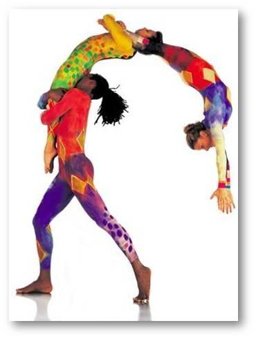 Танцевальные структуры Pilobolus. Изображение № 2.