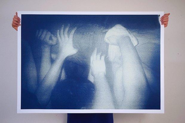 50 постеров, которые вдохновляют заняться шелкографией. Изображение № 6.
