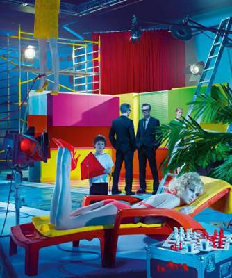 Дизайн-дайджест: Календарь Lavazza, проект Ранкина и Херста и выставка фотографа Louis Vuitton. Изображение № 40.