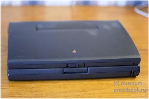 Ретро: Apple Powerbook 3400c200 97года. Изображение № 1.