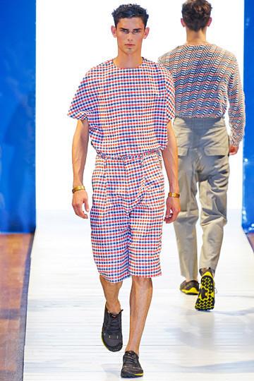 Неделя мужской моды в Париже: День 1. Изображение № 5.