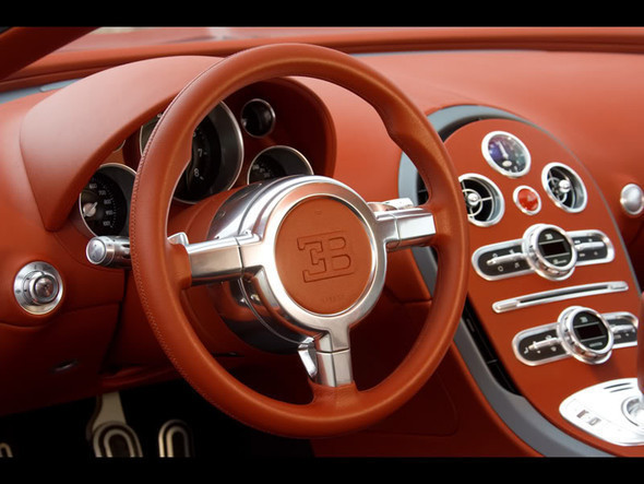Bugatti Veyron FBGpar Hermes. Изображение № 9.