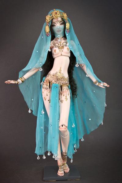 «Живые» куклы Марины Бычковой. Изображение № 35.