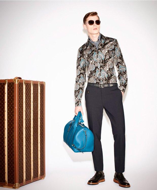 Показаны новые лукбуки Gucci, Louis Vuitton и Prada. Изображение № 4.