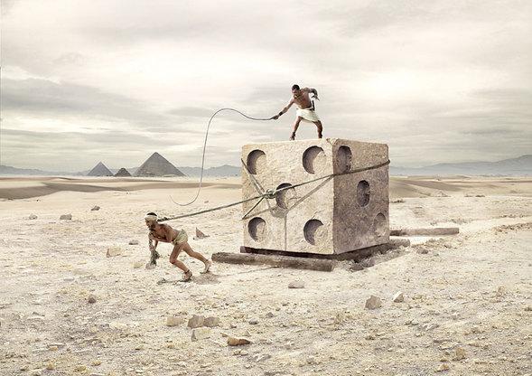 Marc Paeps — бельгийский рекламный фотограф. Изображение № 59.