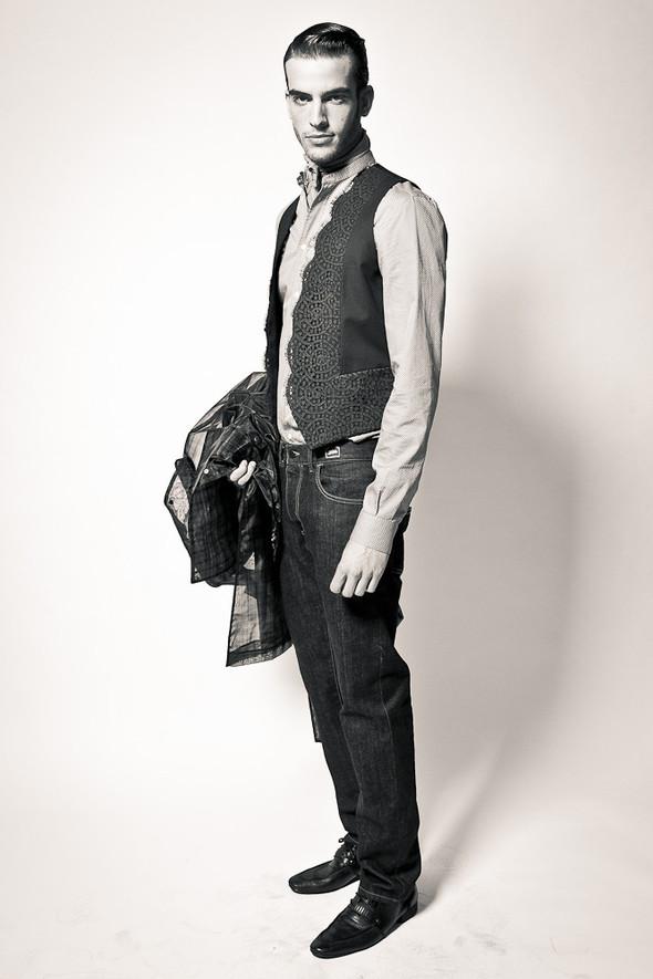 Лукбук: Jean Paul Gaultier SS 2012 Men's. Изображение № 12.