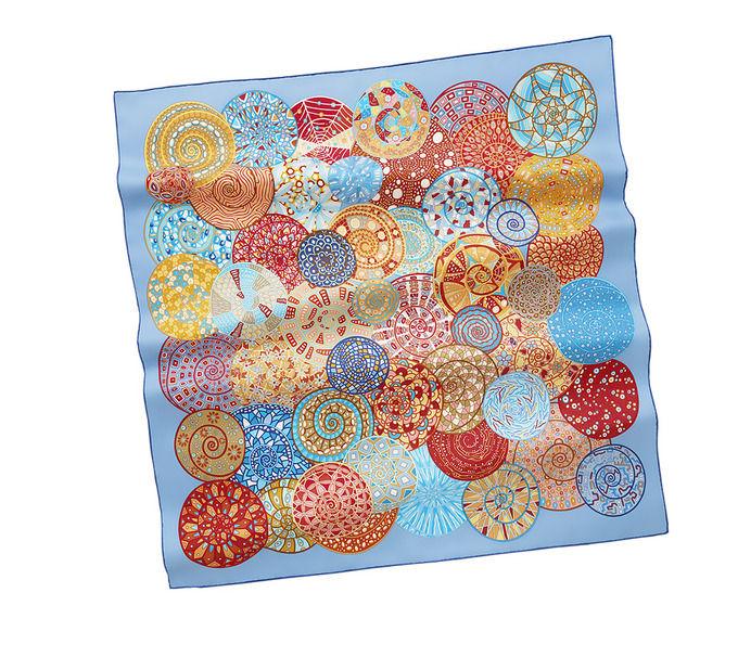 Классические шарфы Hermes. Изображение № 4.