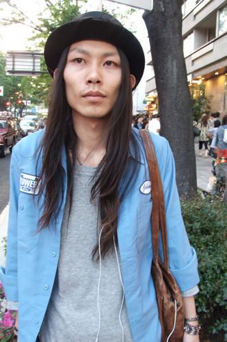 Street fashion from Tokyo. Изображение № 17.