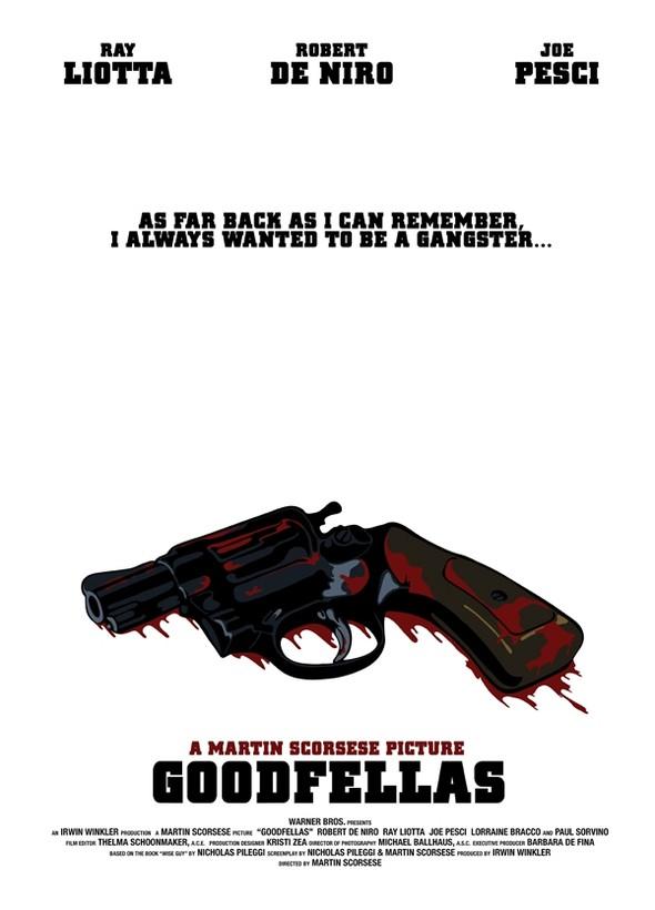Заряженные афиши - 20 кинопостеров с пистолетами. Изображение № 5.