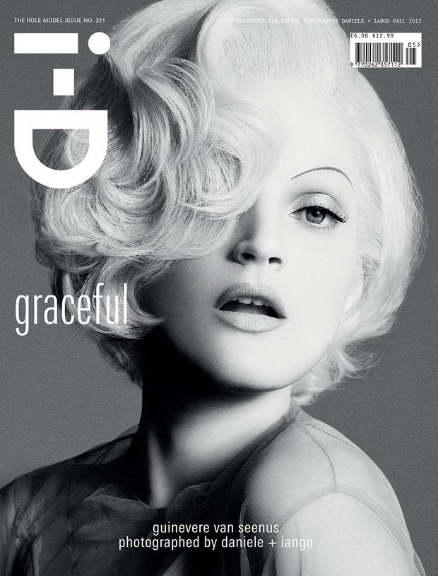 Новые обложки i-D, Dazed & Confused, Another и других журналов. Изображение № 10.