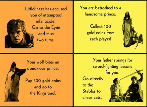 Зима близко: Главные мемы из «Игры престолов». Изображение № 22.