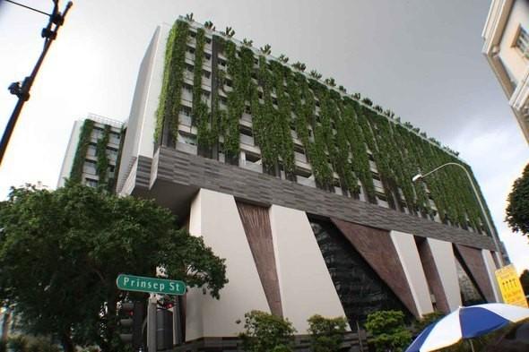 Изображение 7. Сингапур: архитектура, впечатления и немного шоколада.. Изображение № 8.