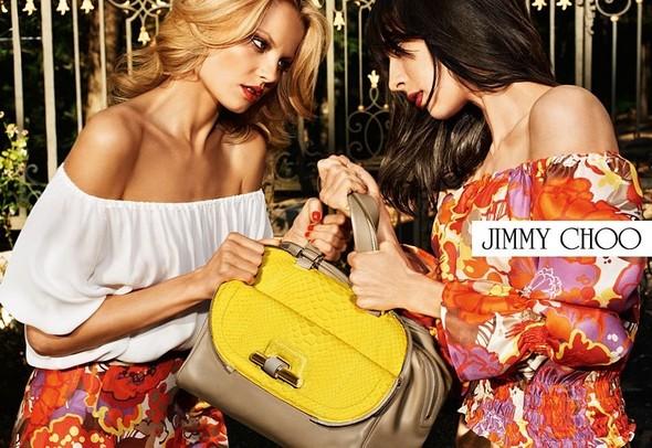 Кампания: Терри Ричардсон для Jimmy Choo SS 2012. Изображение № 5.