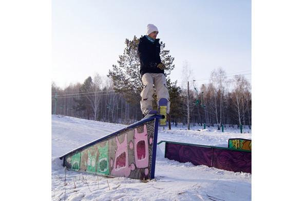 Academ Snowboard Park, Иркутск. Изображение № 10.