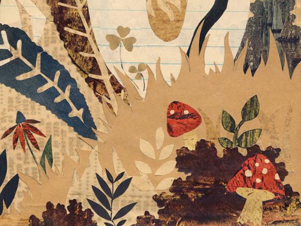 Клей, ножницы, бумага: 10 современных художников-коллажистов. Изображение № 44.