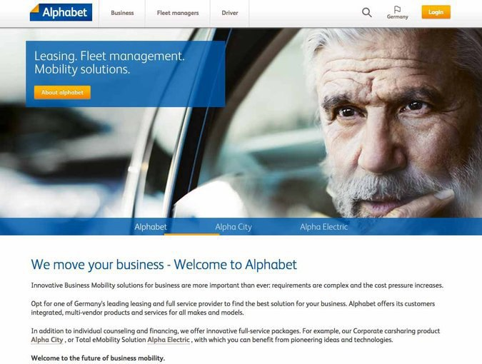 Владелец Alphabet.com не собирается продавать его Google . Изображение № 1.