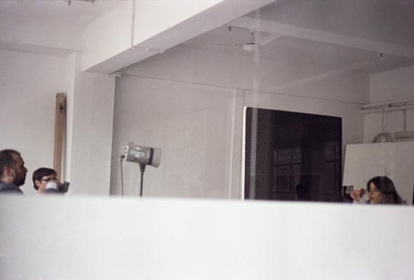 Офис редакции журнала TANK, Лондон. Изображение № 9.