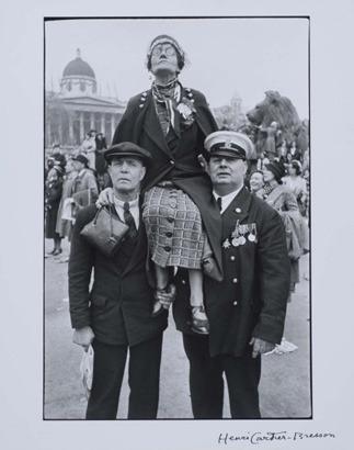 Другой Лондон: Каким видели британскую столицу с 30-х по 80-е. Изображение № 7.