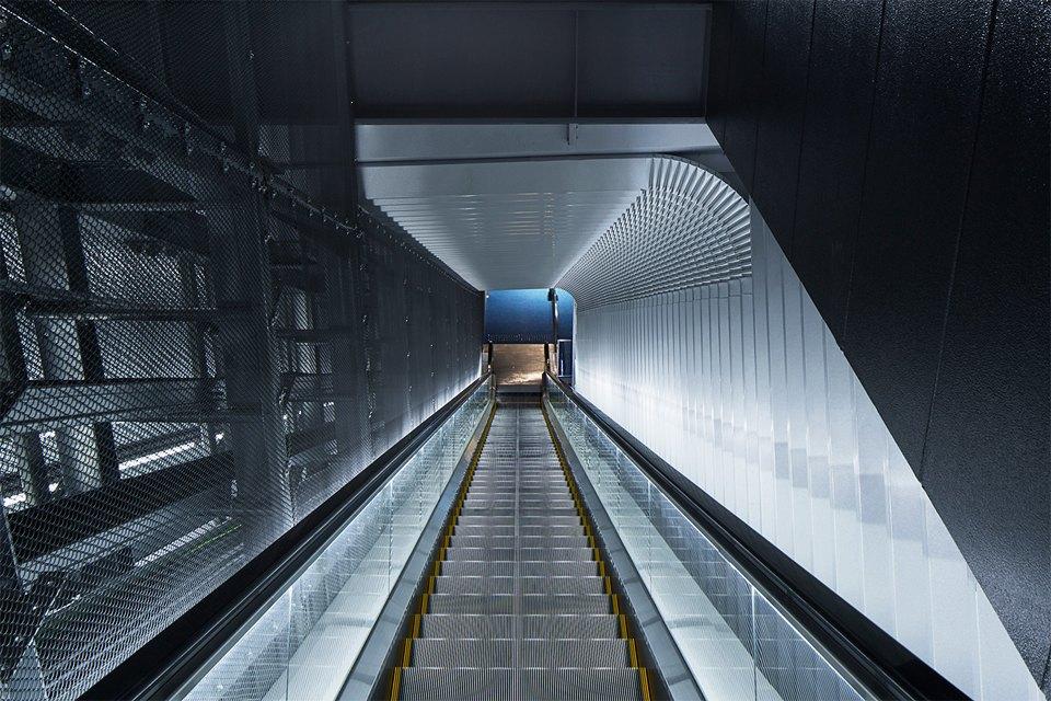Фото: безупречный минимализм аэропорта вТокио. Изображение № 15.