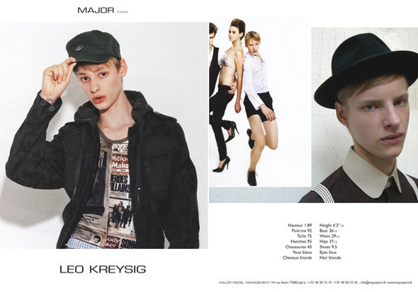 Show Package – Paris Men SS10: Major. Изображение № 17.