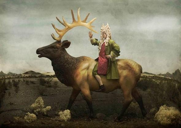 Mark Holthusen: коровы тоже люди. Изображение № 17.