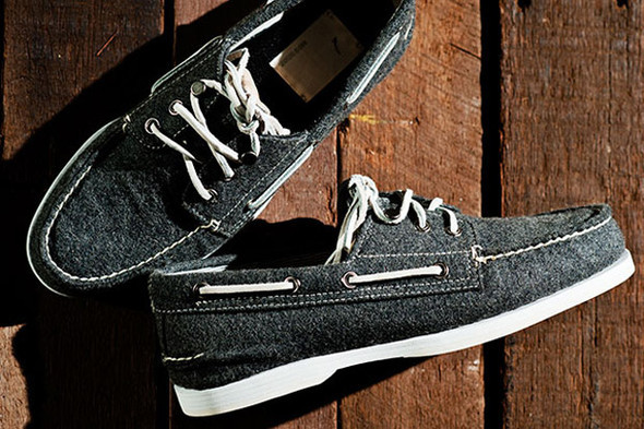 Sperry x Band of Outsiders FW 2010. Изображение № 7.