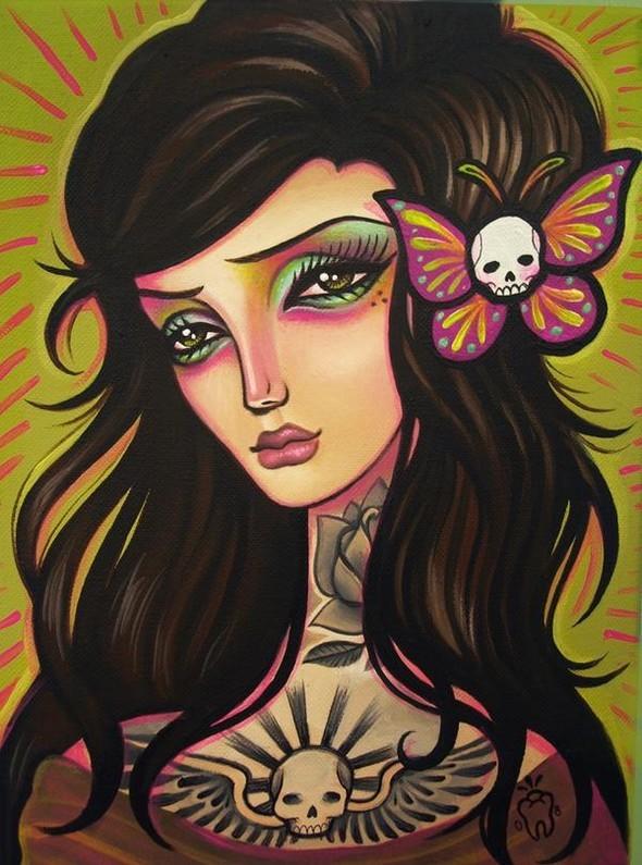 Whitney Lenox. Изображение № 9.