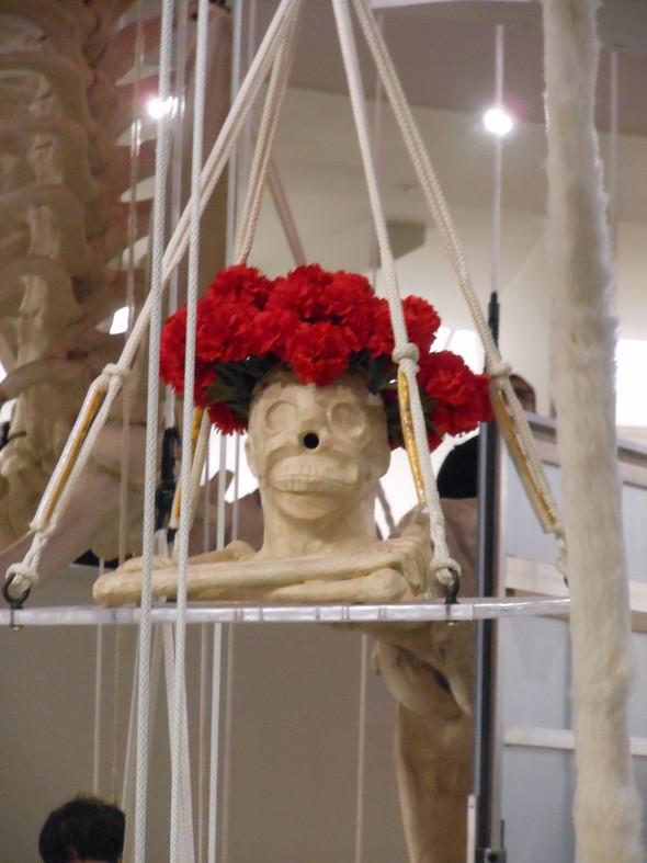 """Нью-Йоркская выставка Маурицио Каттелана """"Все"""". Изображение № 6."""