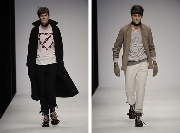 London Fashion Week AW 10: День шестой. Изображение № 4.